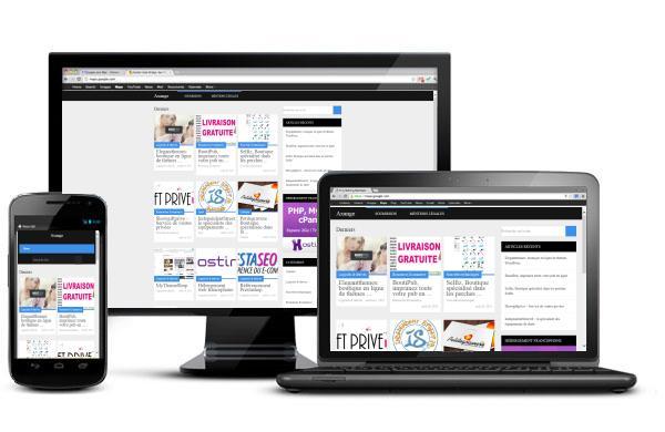 Répertoire de boutiques en ligne Axange.fr